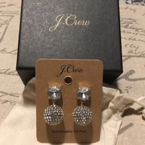 NEW J.Crew post earrings